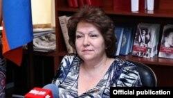 ԱԺ պատգամավոր Հերմինե Նաղդալյան
