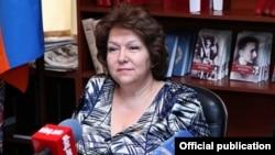 ԱԺ փոխնախագահ Հերմինե Նաղդալյան