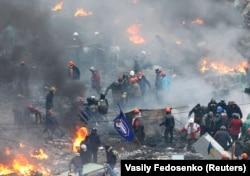 Майдан Незалежності. 20 лютого 2014 року