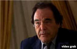 "Oliver Stone, imagine din ""The Putin Interviews"""