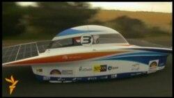 Команда з Нідерландів перемогла у змаганні машин на сонячних батареях
