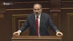 Paşinyan parlamentə Qarabağ danışıqları barədə məlumat verir
