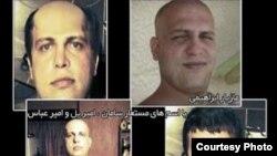تلویزیون حکومتی ایران در سال ۹۱ با پخش این تصاویر از مشارکت مازیار ابراهیمی در ترور افراد مرتبط با برنامه هستهای ایران خبر داد.