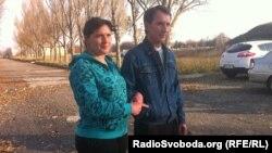 Рибалка Олександр Федорович і його дружина Марина Ніколаєва