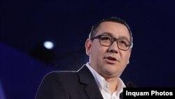 Victor Ponta spune că nu a plecat doar din cauza lui Liviu Dragnea, ci din cauza unor oameni care făceau politică greșit