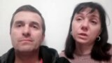 """Dzmitry and Natallya Pratasevich: """"[Belarusian political prisoners] urgently need help because they are exposed to sadism and violence on a daily basis."""" (file photo)"""