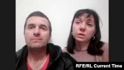 Дмитрий и Наталия Пратасевич