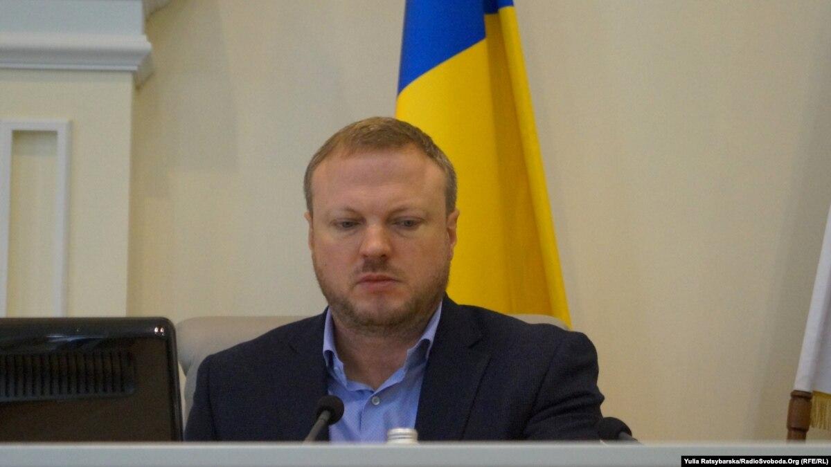 Днепропетровский облсовет избрал нового председателя