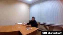 Роман Протасевич в СИЗО, 2 июня 2021 г.