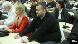Александар Василевски Нинџа на судењето за 27 април