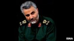 İranın Qüds elit qüvvələrinin komandanı general Ghasem Soleimani-nin İraqda, şiə döyüşçülərin arasında olduğu söylənir.