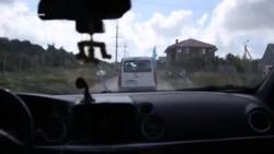 С тамгой по Крыму: как отмечают День крымскотатарского флага (видео)