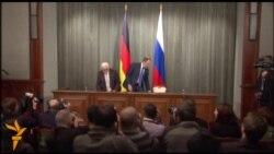 Германија и руското влијание на Балканот