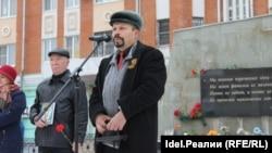 Председатель республиканской ассоциации жертв политических репрессий Николай Аракчеев