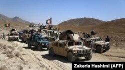 ارشیف، غزني کې د افغان ځواکونو عملیات