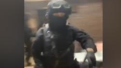 Masked Men Raid Office Of Russian Opposition Leader Sobol
