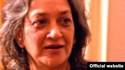 Farida Shaheed, the UN special rapporteur in the field of cultural rights
