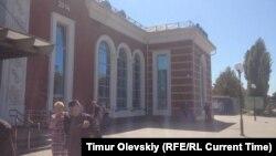 Залізничний вокзал у Краматорську, фото Тимура Олевського