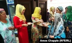 Will local Uzbek officials begin raiding wedding parties?