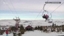 Киргизия намерена привлечь туристов своими горнолыжными курортами