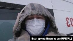Ольга Матвеюк, медсестра скорой помощи. Хабаровск
