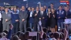 Путин президент сайловига номзодини қўйди