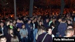 Seara de doliu - 6 aprilie 2009