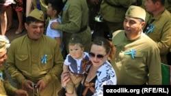 """Ўзбекистонда 2017 йилдан бошлаб """"Ғалаба куни"""" нишонлана бошлаган эди."""