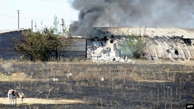 """Замкомбата батальона """"Киев-12"""": """"Мы бы давно освободили Луганск, но Генштаб не дает команды"""" - Цензор.НЕТ 955"""