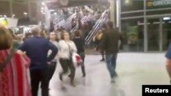 Neposredno nakon napada u koncertnoj dvorani