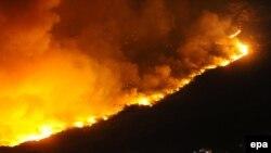 Požar kod Splita, 18.jula 2017.