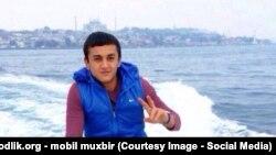 22-летний Аброр Устабаев, скончавшийся в результате теракта в стамбульском аэропорту.