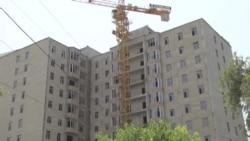 Биноҳои наву кӯҳнаи Душанбе