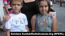 У Києві діти показали свою «Омріяну Україну»
