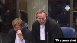 Sa suđenja Haradinaju, Balaju i Brahimaju, avgust 2011