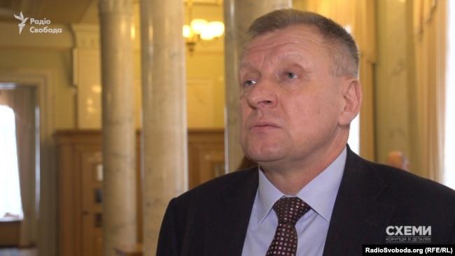 Депутат від «Блоку Петра Порошенка» Петро Юрчишин