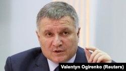 Ukrainanyň içeri işler ministri Arsen Awakow