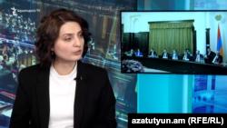 Ministrul Muncii și afacerilor sociale din Armania, Zaruhi Batoian