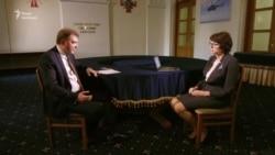 Перше ексклюзивне інтерв'ю міністра оборони Андрія Загороднюка
