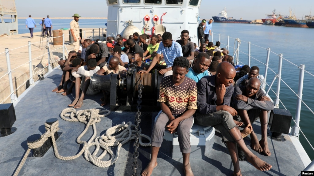 دولت لیبی درباره «تجارت برده» در این کشور تحقیق میکند