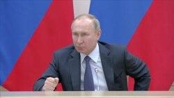 Судьбу поправок решит народ - Путин
