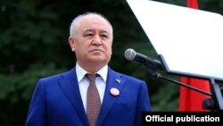Өмүрбек Текебаев. Архивдик сүрөт.