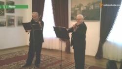 Події на Донбасі не можуть не відбитися в творчості – композитор з Рівного