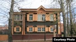 Дом на Кузнецова, 18 (Томск), в котором в конце 19-го века жила семья Пепеляевых