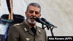 Эрон Армиясиетакчиси, генерал-майор Абдулраҳим Мусавий.