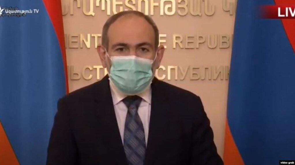 Готовность Грузии помочь в борьбе с коронавирусом делает наши отношения еще теплее – Пашинян