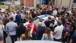 Podgorica: Pritvor do 72 sata za sveštenike SPC