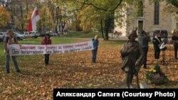 Фота -- Аляксандар Сапега.