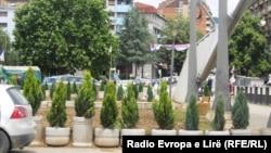 Parku i Paqes në Mitrovicë