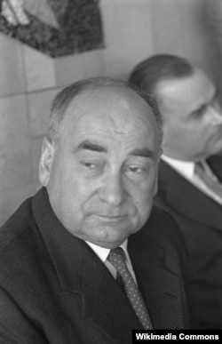 Посол СССР в Нидерландах Пантелеймон Пономаренко 15 октября 1959 года. Фотография из Национального архива Нидерландов